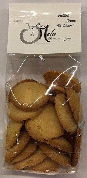 Biscotti locali CREMA LIMONE 250 Gr.
