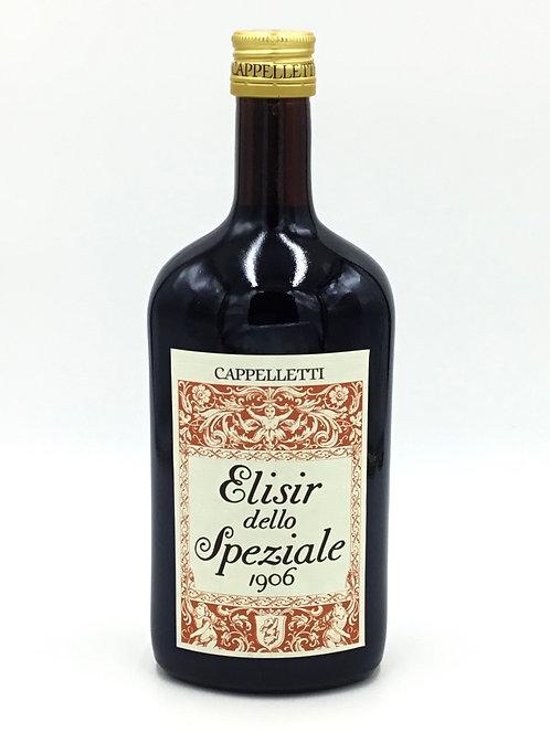 Amaro ELESIR dello SPEZIALE 700 ML.