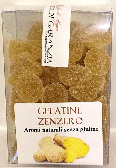 Gelatine ZENZERO 150 Gr.