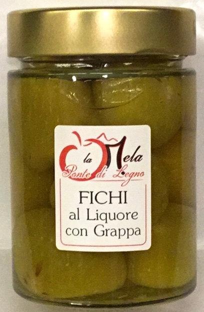 FICHI in liquore con grappa
