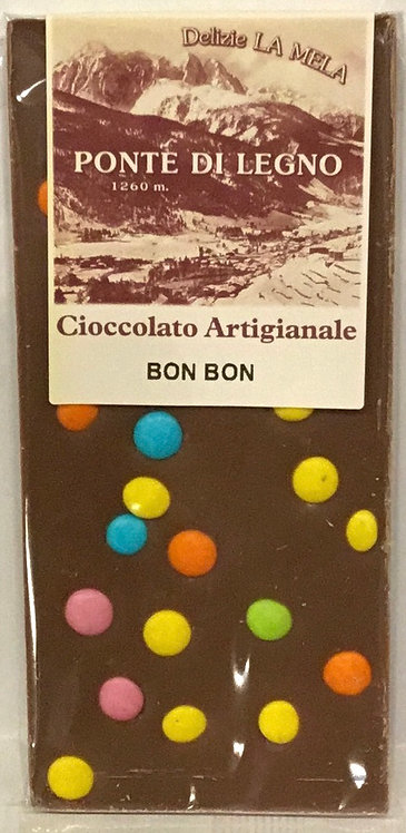 Cioccolato SMARTIES latte 100 Gr.