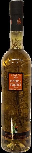 Grappa ERBE E RADICI 500 ML