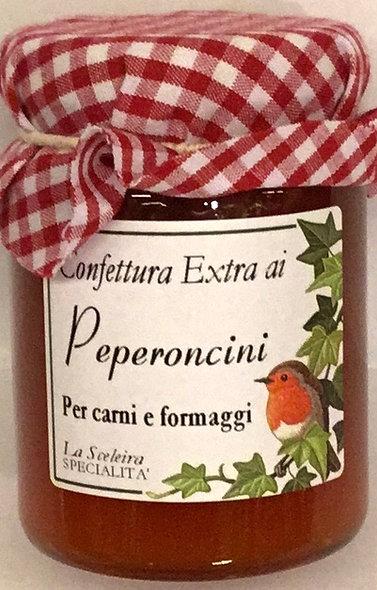 Confettura PEPERONCINO ROSSO 105 GR.