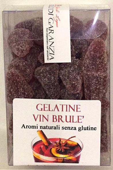 Gelatine VIN BRULE' 150 Gr.