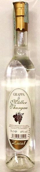 Grappa di MULLER THURGAU 500 ml.
