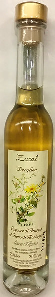 Liquore Grappa FIENO DI MONTAGNA  200 ml.