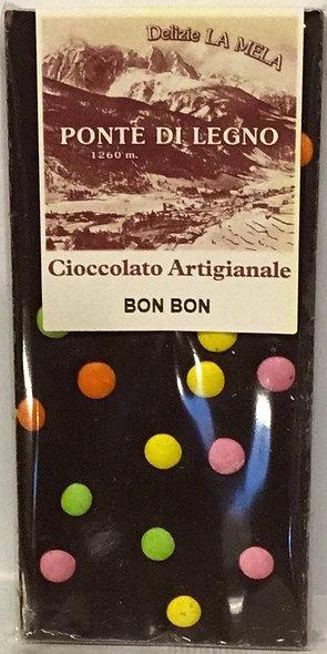Cioccolato SMARTIES fondente 100 Gr.