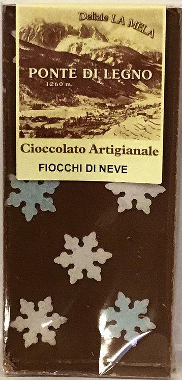 Cioccolato GHIACCIATA latte 100 Gr.