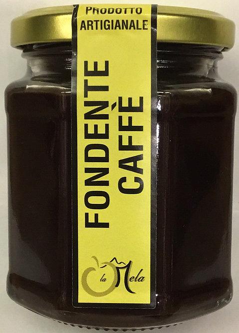 Crema CAFFE' FONDENTE 240 GR.