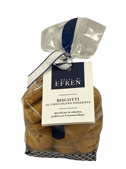 Biscotti Efren CIOCCOLATO FONDENTE 250 Gr.