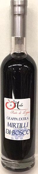 Liquore di Grappa MIRTILLI 500 ml.