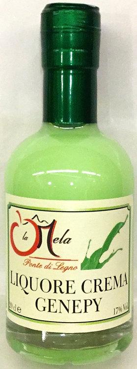 Crema GENEPY liquore 200 ml.