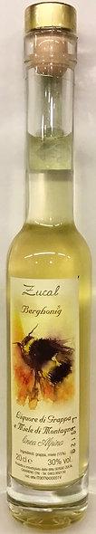 Liquore Grappa MIELE  200 ml.