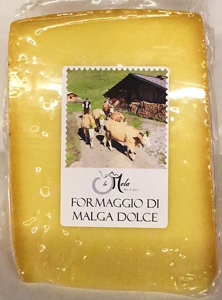 FORMAGGIO DOLCE di malga 310-320 gr.