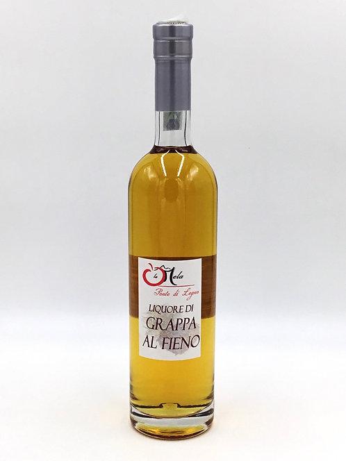 Liquore GRAPPA AL FIENO  500 ML.