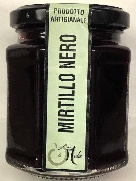 Confettura MIRTILLO NERO 240 GR.