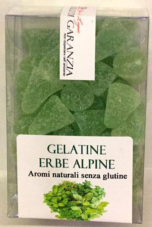 Gelatine ERBE ALPINE 150 Gr.