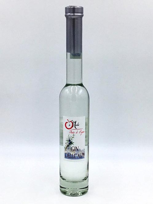Distillato GIN DELLE ALPI 200 ML