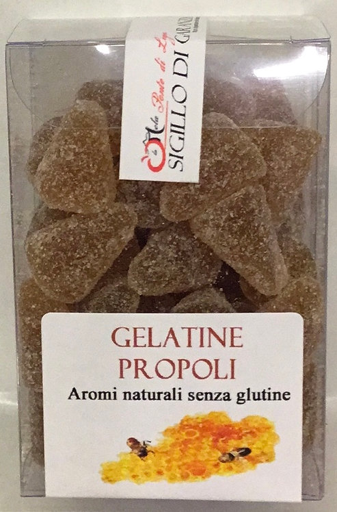 Gelatine PROPOLI 150 Gr.