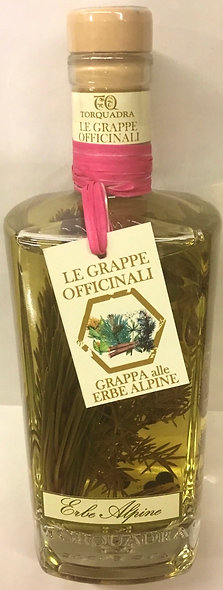 Grappa ERBE ALPINE  500 ML.
