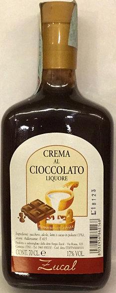 Crema CIOCCOLATO liquore 700 ml.