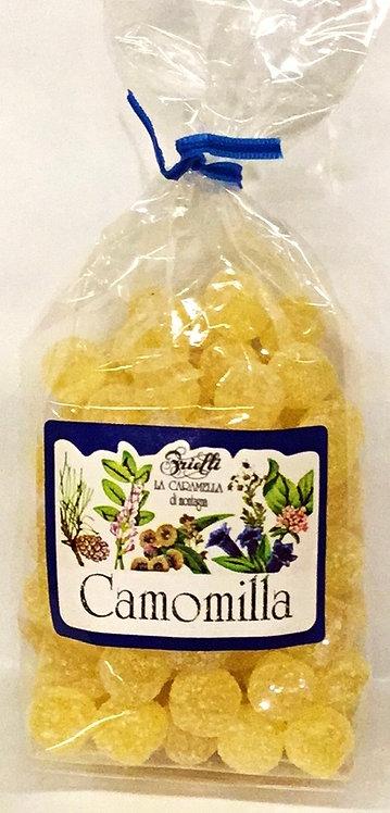 Caramelle di montagna CAMOMILLA 125 Gr.