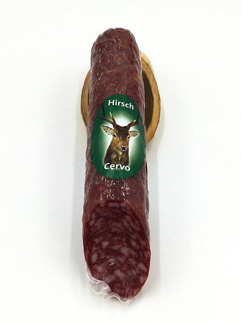 Salame di CERVO da 230-250 gr.