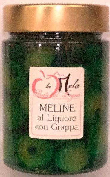 MELINE in liquore con grappa