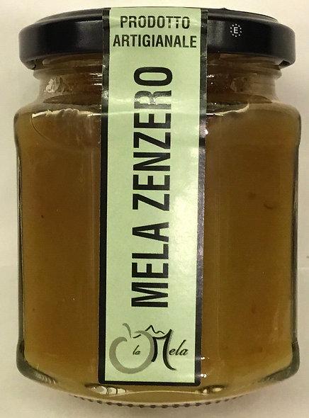 Confettura MELA ZENZERO 240 GR.