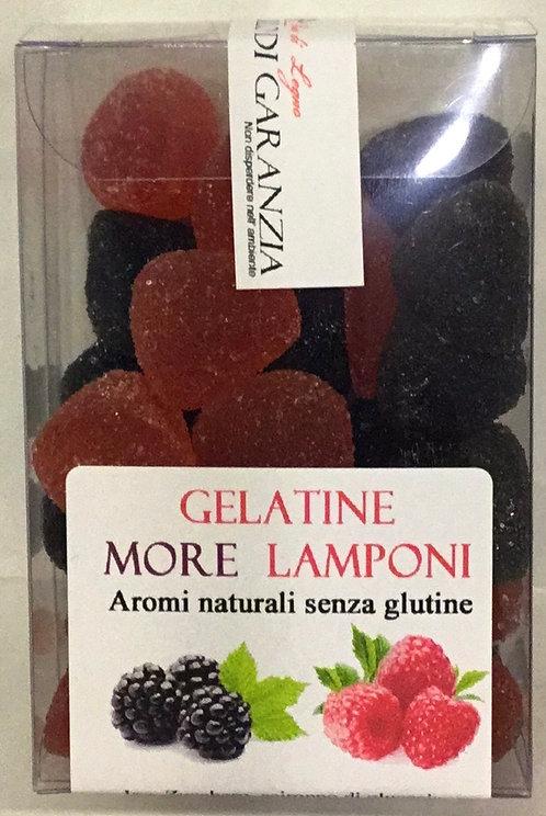 Gelatine MORE LAMPONI 150 Gr.