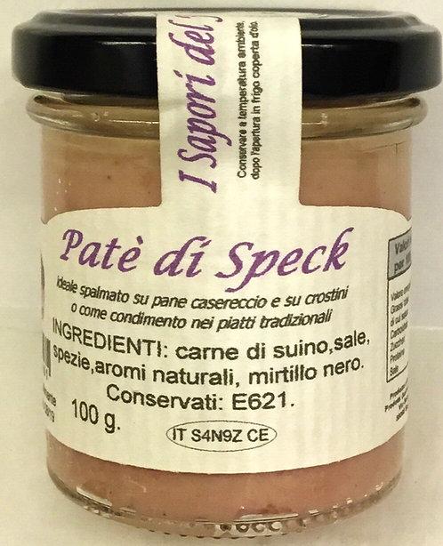 Patè di SPECK 100 Gr.