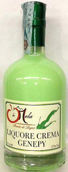 Crema GENEPY liquore 500 ml.