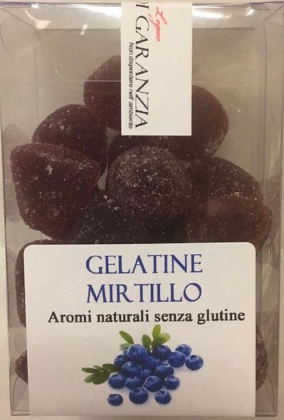 Gelatine MIRTILLO 150 Gr.