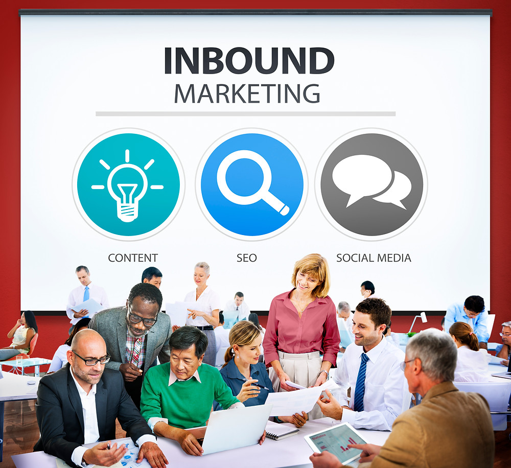 concept of inbound marketing