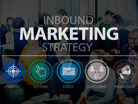 "TALKING ABOUT DIGITAL MARKETING, YOU CANNOT IGNORE THE TERM ""INBOUND MARKETING"""
