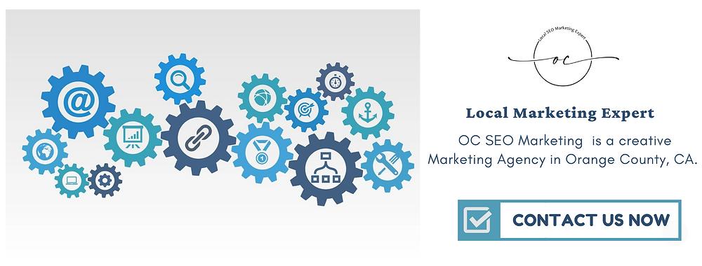 OC SEO MARKETING is a marketing agency in Orange County