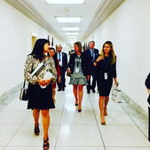 Lobbying for Logical Health Care on Capitol Hill