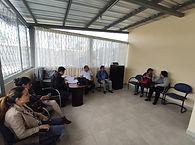 Oficina de para la Fundación Corazones s
