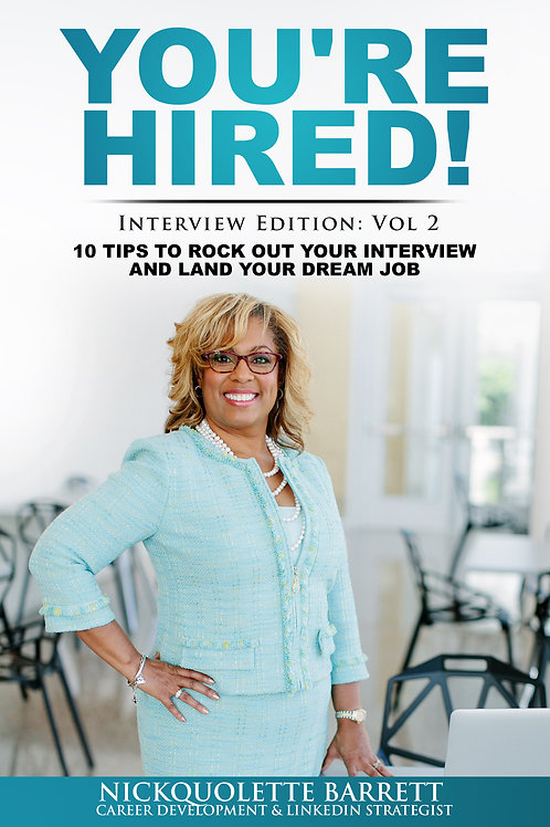 YOU'RE HIRED! Interview Edition: Vol 2.