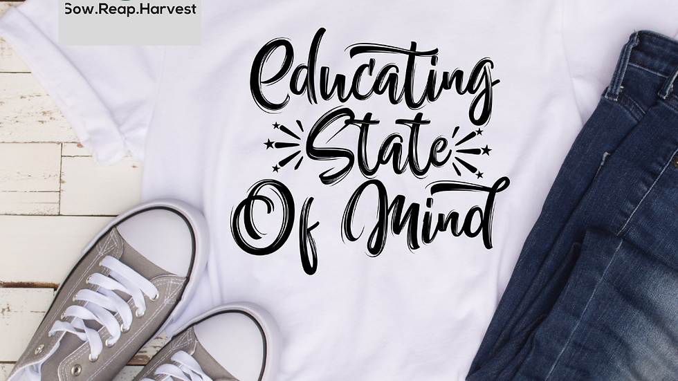 Educating State of Mind + A Special Item