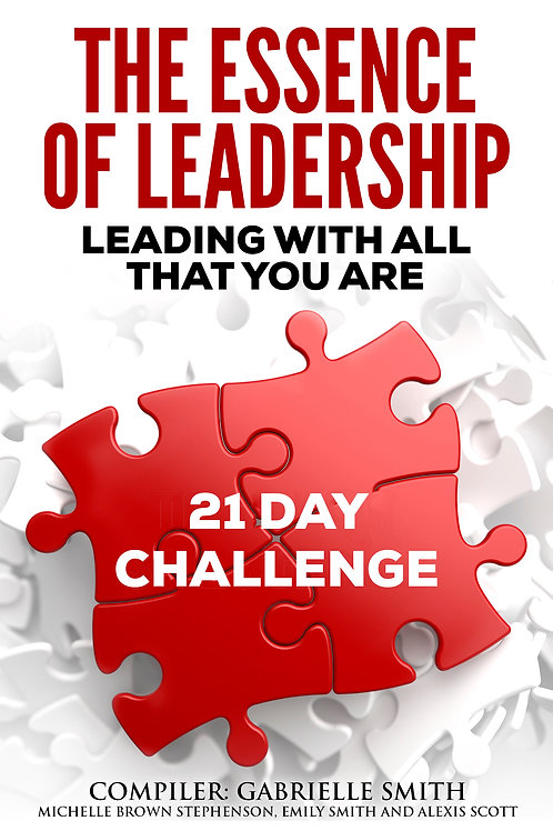 The Essence of Leadership: Leading With All That You Are