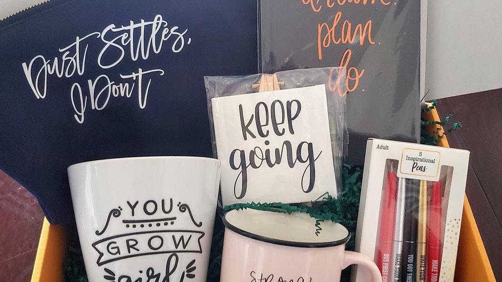 You Grow Girl - Keep Going