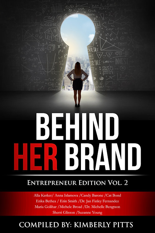 Behind Her Brand Vol. 2