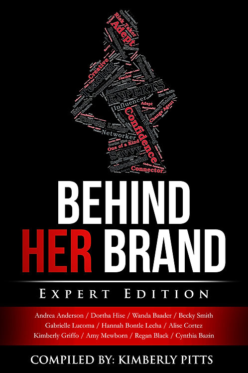 Behind Her Brand Expert Edition