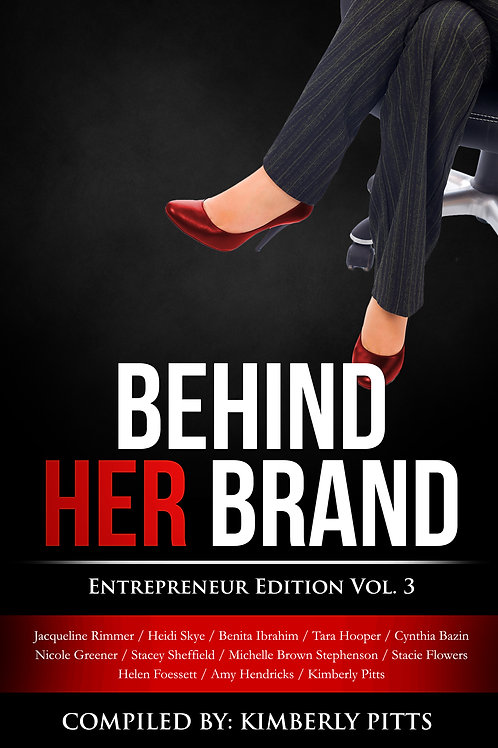 Behind Her Brand Vol. 3