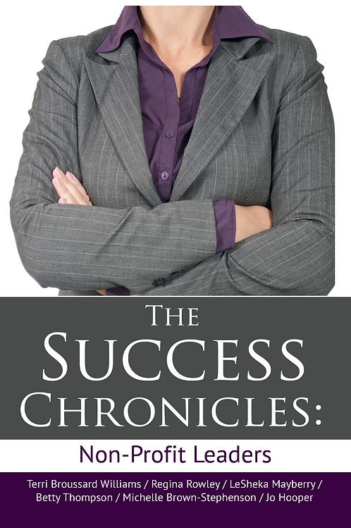 Success Chronicles: Non-Profit Leaders