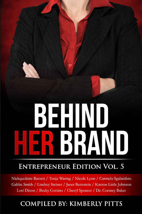 Behind Her Brand Vol. 5