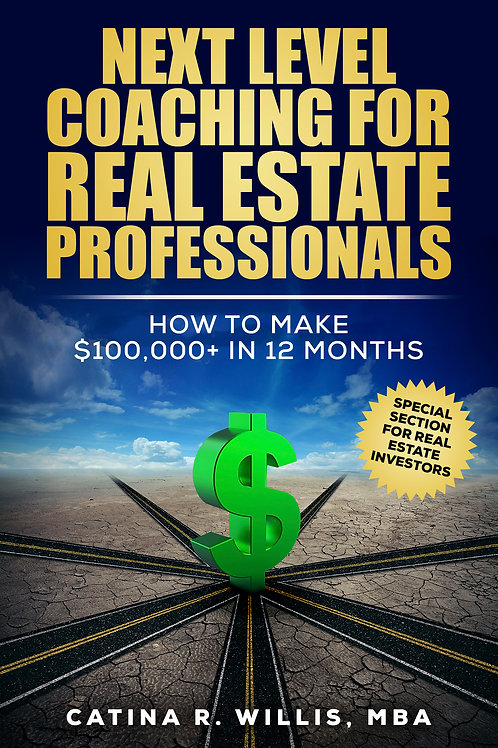 Next Level Coaching for Real Estate Professionals