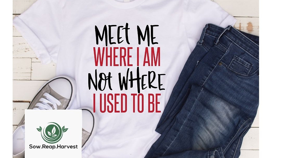 Meet Me Where I Am