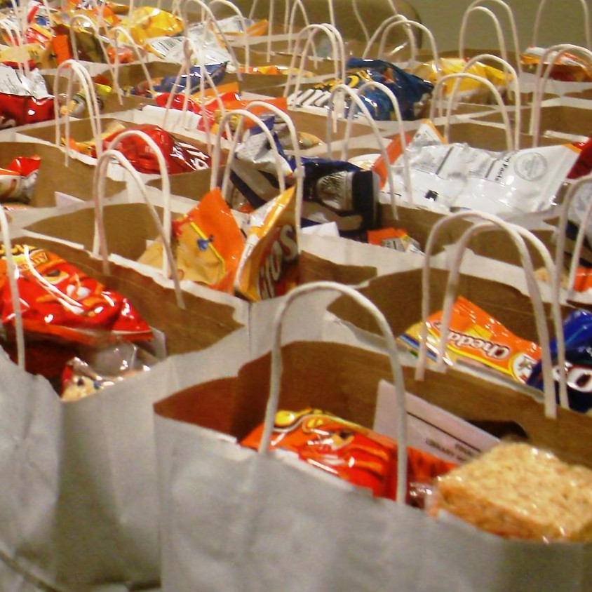 Care Packages for Homeless and Foster Kids